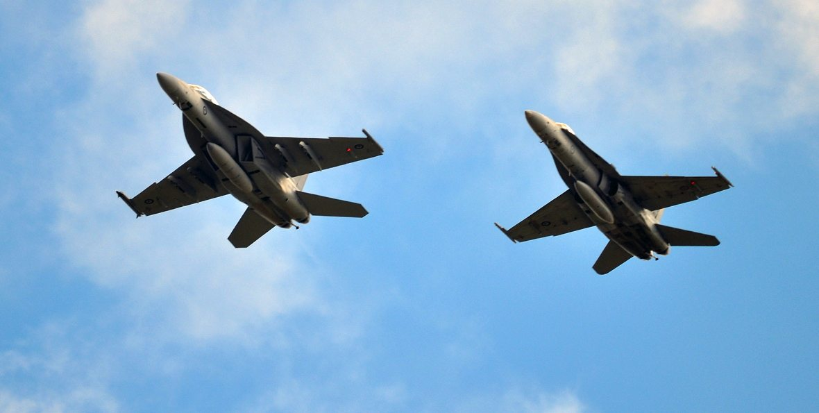 U.S. Shoots Down Syrian Fighter Jet, First Such Incident Since 1999