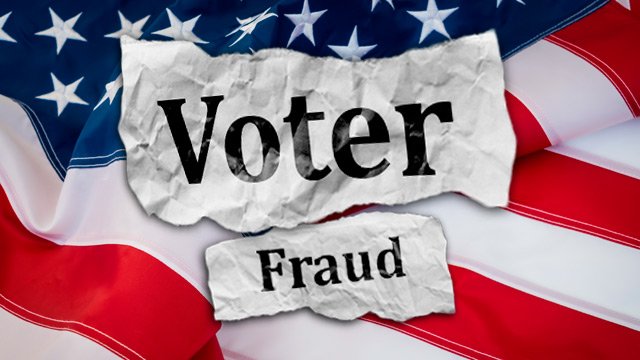 More Voter Fraud Uncovered?  45,000 Ballots THROWN OUT in California!  Lawsuit Filed.