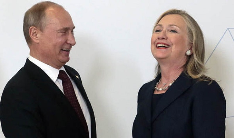 BOMBSHELL: FBI Now Believes Bill And Hillary Clinton Accepted Multi-Million $ Bribe From Russia Crime Syndicate!