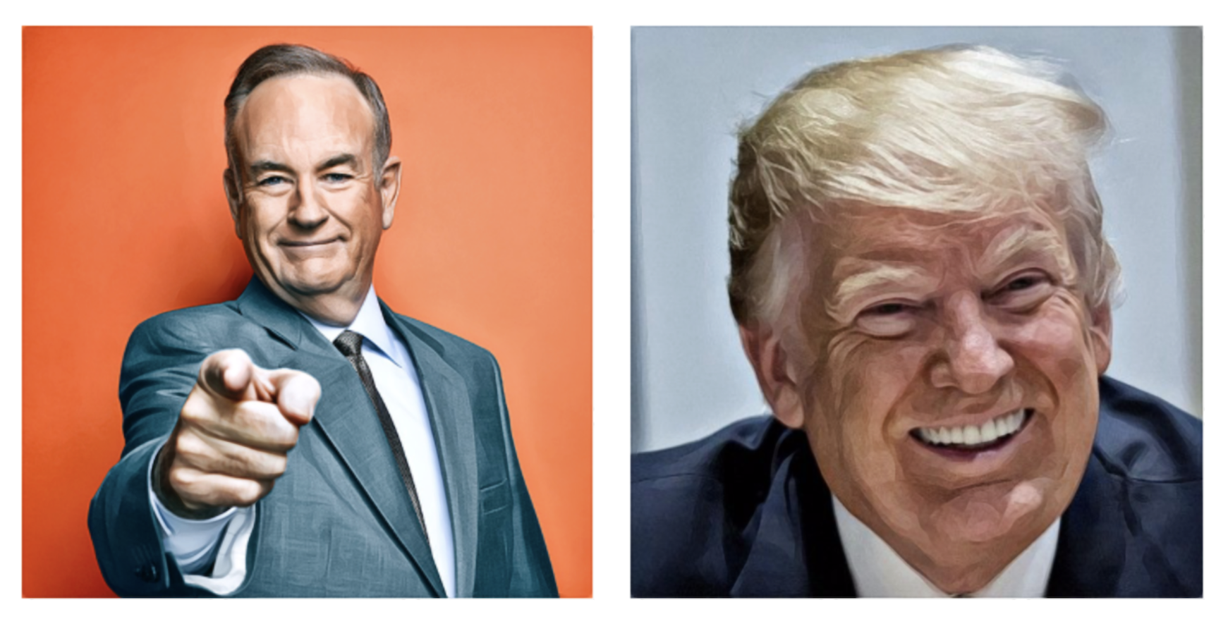 Bill O'Reilly Has a Message For President Trump